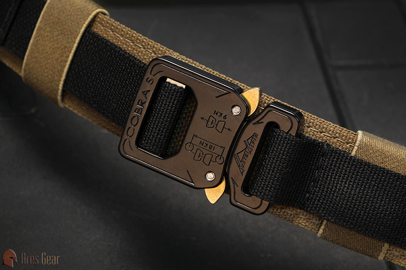 Ranger Belt, Enhanced