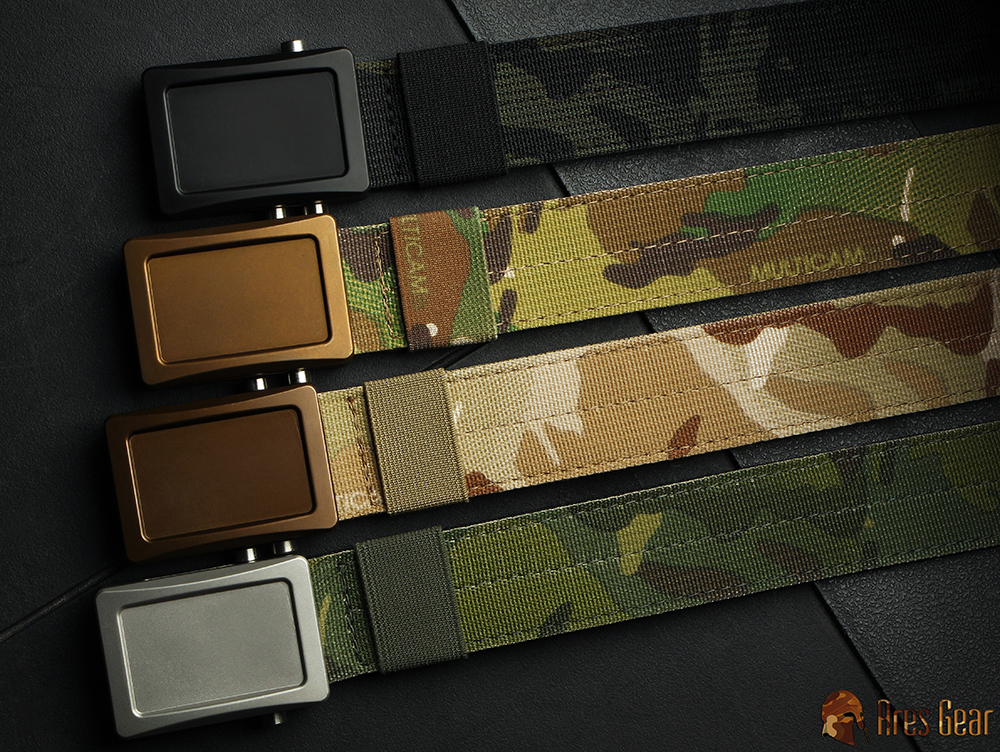 Aegis Enhanced Belt, Multicam Pattern